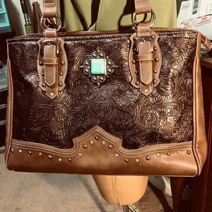 Waywest conceal carry purse